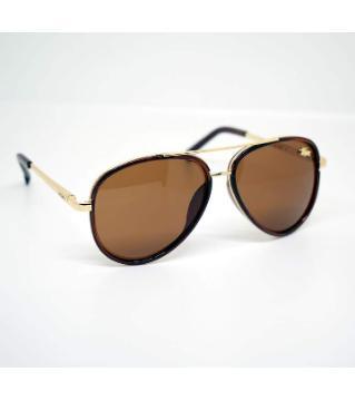 Lacoste brown sunglass