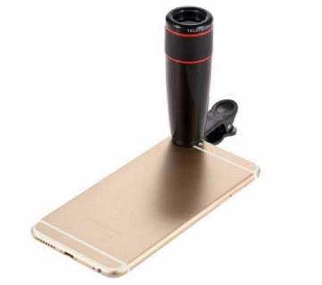 12X Mobile Phone Telescope Lens