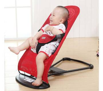 Baby Bouncer Chair - Red