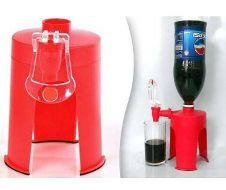 Mini soft-drinks dispenser