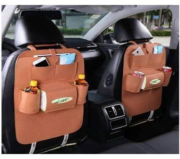 Car seat back organizer-1 pc