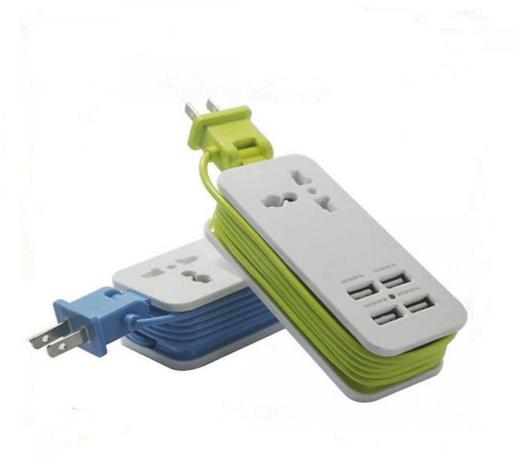 5 in 1 USB ইউনিভার্সাল সকেট বাংলাদেশ - 949453