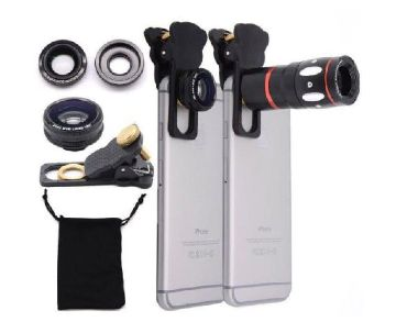 4 in 1 Universal camera lence