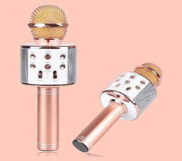 Q7 Microphone Speaker-Rose Gold
