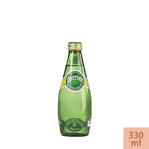 Perrier Mineral Water 330 ml