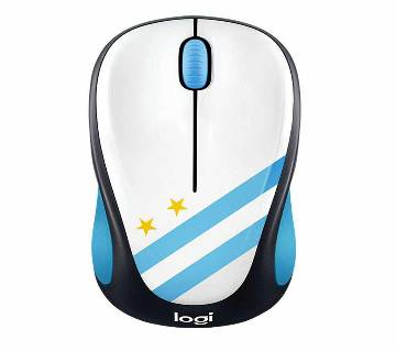 LOGITECH M238 WIRELESS MOUSE (ARGENTINA FLAG)