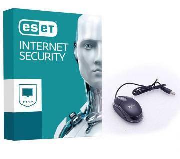 Eset Internet Security 2017 -single