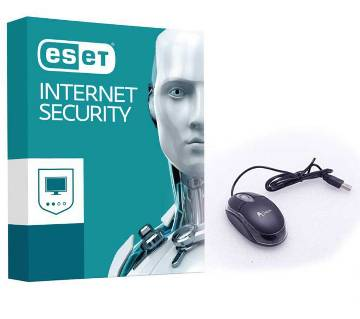 ESET ইন্টারনেট সিকিউরিটি ২০১৭ - 3 User