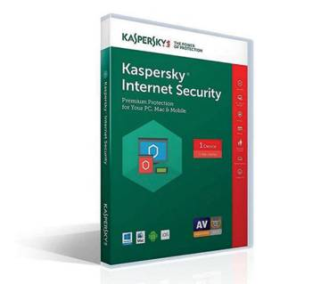 Kaspersky Internet Security 2018 / 1pc