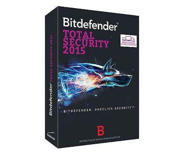 Bitdefender Total Security 1 PC