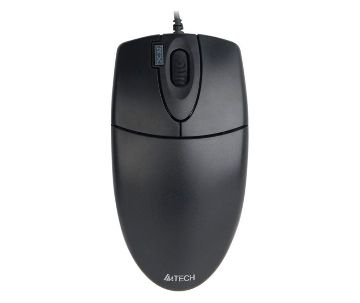 A4 Tech OP-620 OPTICAL USB Mouse - Black
