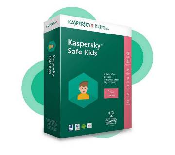 Kaspersky Safe Kids Protection 1 PC and 3 MOBILE