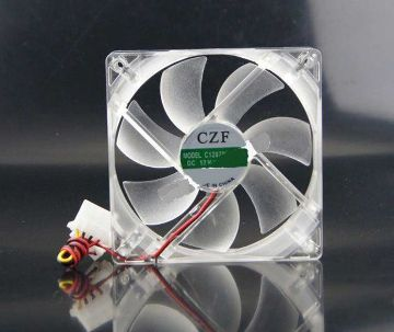 Casing Cooling Fan CZF 12V 4PIN led ligh