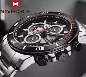 Naviforce Luxury Chronograph Men Watch - 9174SB
