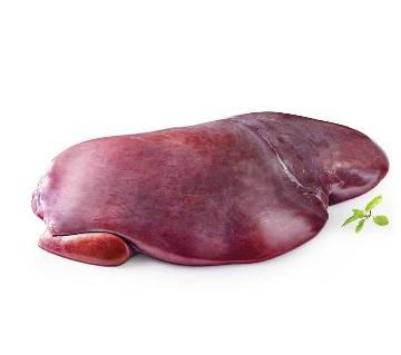 Bengal Meat Beef Liver - 1 kg (Raw Meat)