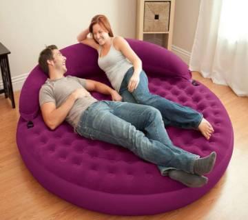 INTEX Round Shape Inflatable Air Sofa