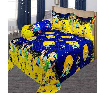 100% cotton bed sheet . code : BH-156