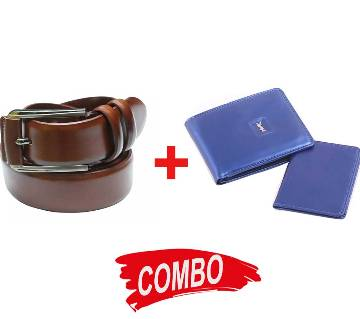 Gents Belt & Wallet Boishakhi Combo Offer