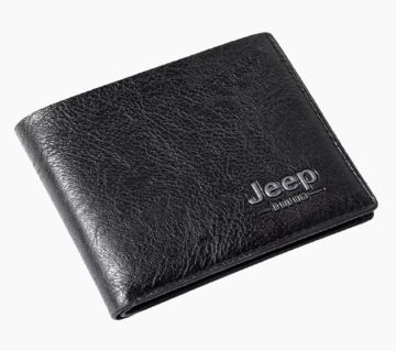 High Quality Short Jeep Buluo Purse Dompet Men Bag Wallet Professional