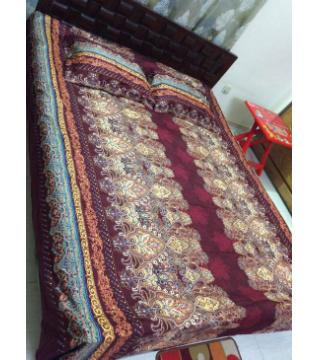Twill bed sheet 1
