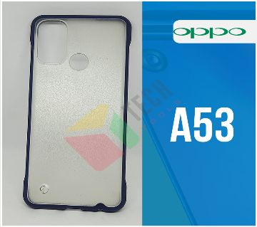 Matte Transparent mobile back cover Slim Frameless Case