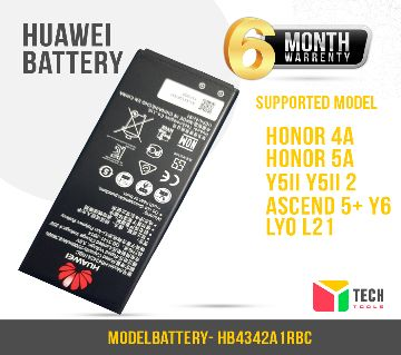 Huawei HB4342A1RBC Battery For Huawei y5II Y5 II 2 Ascend 5+ Y6 honor 4A SCL-TL00 honor 5A LYO-L21