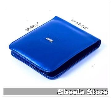 YSL Blue Wallet for men