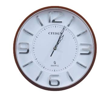 Citisun wall clock: 50