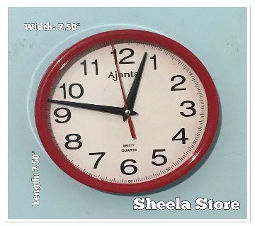 White Dial Wall clock: 64333