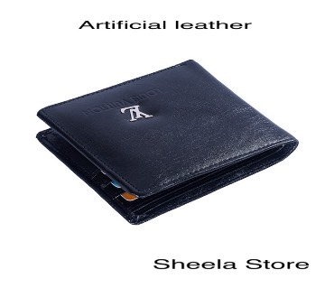 LV Artificial leather wallet for men