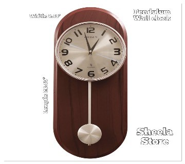 Citisun Pendulum wall clock