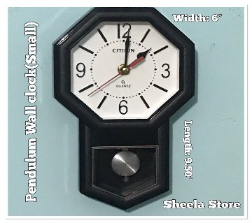 Pendulum Wall clock:16(Small)