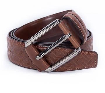 Gents PU Leather formal belt