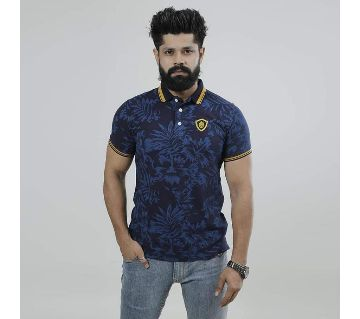 Half sleeve polo shirt for men.....