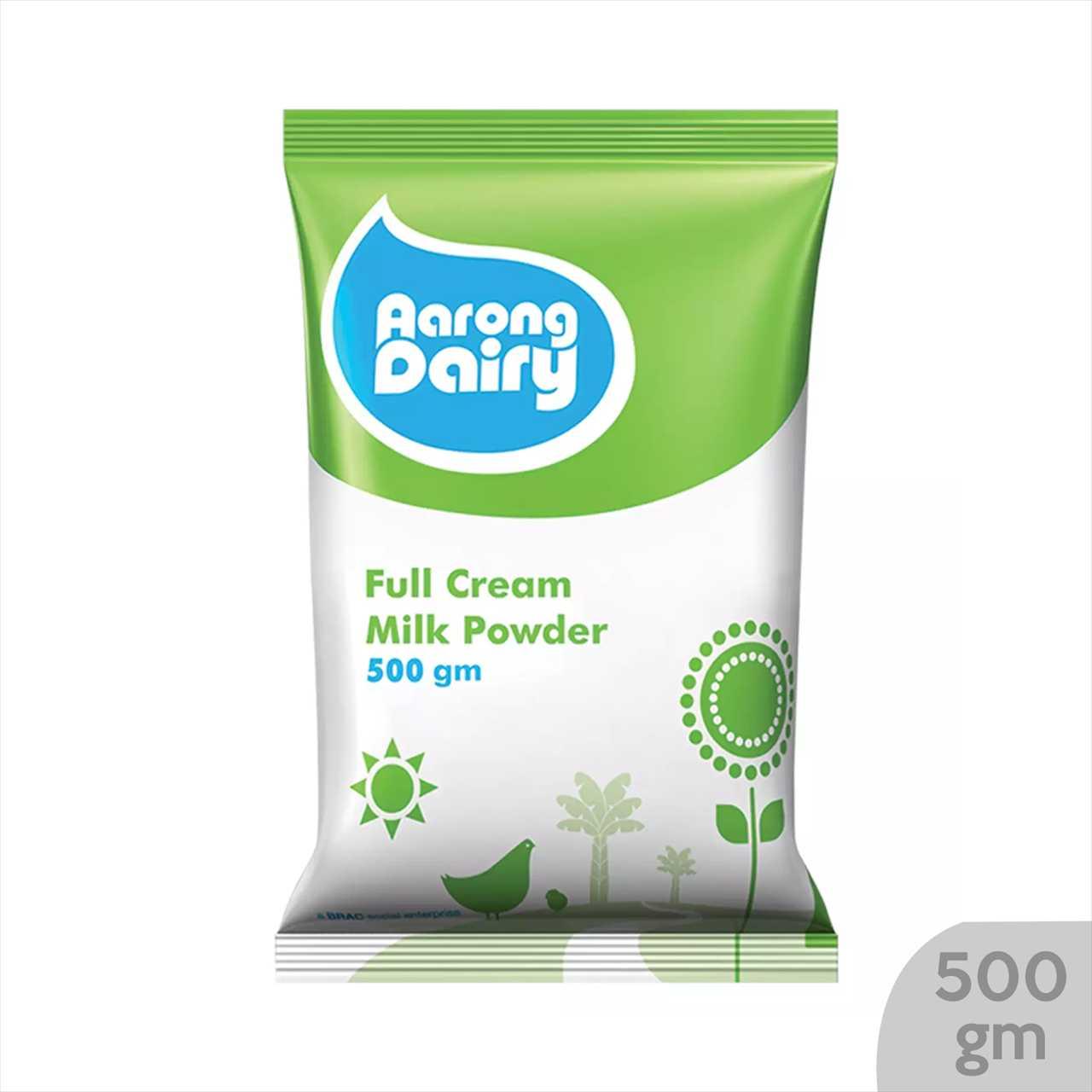 Aarong Dairy Full Cream Milk Powder 500 gm