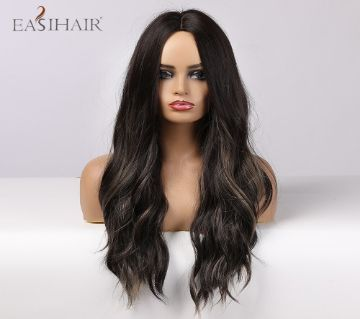 Natural Looking Wigs Use Heat Resistant Fiber