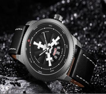 Product details of NAVIFORCE Watch Men Fashion Sport Full Steel