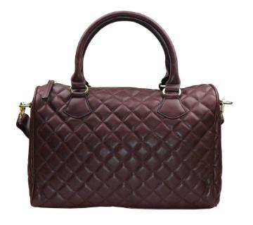 Hand Bag For Ladies Red Cuckoo LONDON.