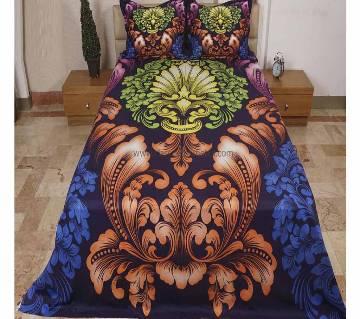 Cotton Double Bedsheet Set