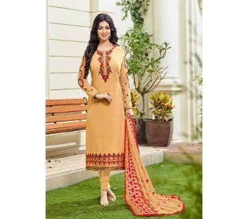 Viona Aayesha Vol-8 Ethnic Designer Suit - Unstitched Three Piece