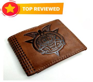 CID ARTIFICIAL LEATHER  WALLETS FOR MEN