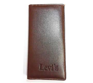 Artificial Leather Wallet ওয়ালেট ফর মেন