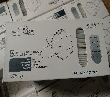 KN95 mask 25pcs Box