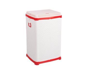 76501 Fancy Storage Basket - Off white