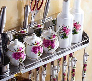 Aluminum kitchen rack | kitchen hanger