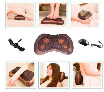 Car and Home Neck Massager Pillow