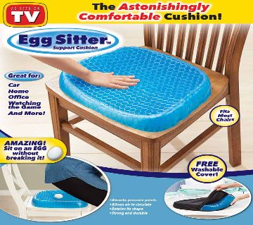 Egg Sitter Seat Cushion Pad for Car, Office Chair