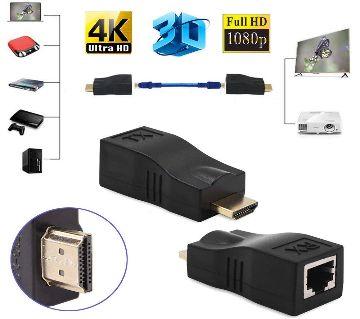 Microware 2Pcs HDMI Repeater