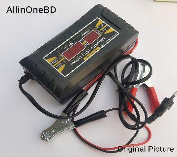 12 V Battery Charger full Auto & digital 12v 10Ah Car Battery Charger and cycle Battery Charger 12 Volt 10 Ah Full Auto and Digital