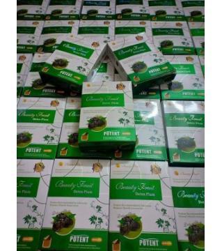 Beauty Fruit Detox Plum 20pcs pack-Japan